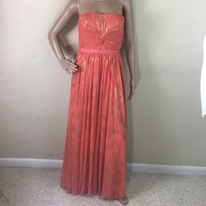 Aidan long dress